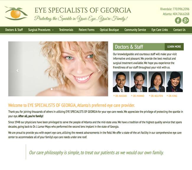 Eye Specialists of Georgia
