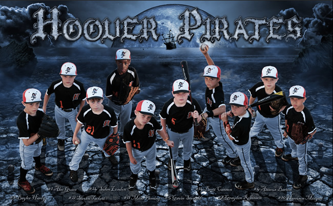 Hoover Pirates – 2016